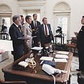 President Reagan And His White House by Everett
