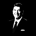 President Ronald Reagan by War Is Hell Store
