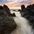 Primordial Tides by Mike  Dawson