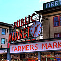 Public Market II by David Patterson