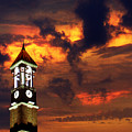Purdue Bell Tower by Purdue University