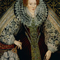 Queen Elizabeth I by John the Younger Bettes