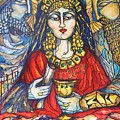 Queen Esther by Rae Chichilnitsky