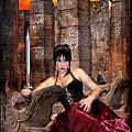 queen of Swords by Tammy Wetzel