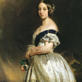Queen Victoria by Franz Xaver Winterhalter