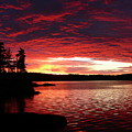 Quetico Sun Rise by Peter  McIntosh