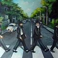 Rabbi Road by Valerie Vescovi