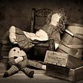 Rag Doll by Tom Mc Nemar