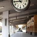 Railway Station Clock by Deyan Georgiev