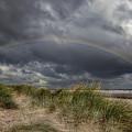 Rainbow Lighthouse by Adrian Evans