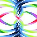Rainbow Loops by Michael Skinner