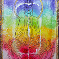 Rainbowbuddha by Joan Doyle