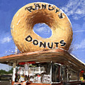 Randy's Donuts by Russell Pierce