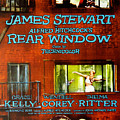 Rear Window, Grace Kelly, James by Everett