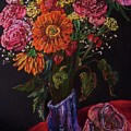 Recital Bouquet by Emily Michaud