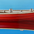 Red Boat by Horacio Cardozo