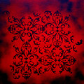 Red Velvet By Madart by Megan Duncanson