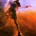 Release - Eagle Nebula 2 by The  Vault - Jennifer Rondinelli Reilly