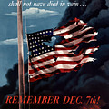 Remember December Seventh by War Is Hell Store
