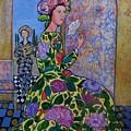 Remembering The Flower Door by Marilene Sawaf