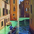 Remembering Venice by Hunter Jay