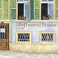 Restaurant Pfauen by Scott Nelson
