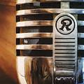 Retro Microphone by Scott Norris
