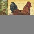 Retro Rooster 2 by Debbie DeWitt