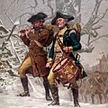 Revolutionary War Soldiers Marching by War Is Hell Store