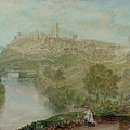 Richmond In Yorkshire by Joseph Mallord William Turner