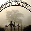 Riverview Cemetery II by Wayne Archer