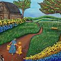 Road To Maple by Anne Klar