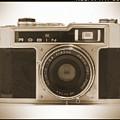 Robin 35mm Rangefinder Camera by Mike McGlothlen