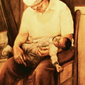 Rock-a-bye Grandma by Curtis James