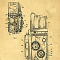 Rolleiflex Medium Format Twin Lens Reflex Tlr Patent by Edward Fielding