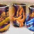Romanian Vases by Jeff Kolker