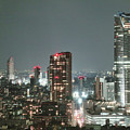 Roppongi From Tokyo Tower by Spiraldelight