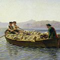Rowing Boat by Rosa Bonheur