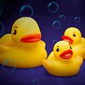 Rubber Duckies by Tom Mc Nemar