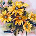 Rudbeckia  Prairie Sun by Karin  Dawn Kelshall- Best