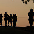 Running by Angela Wright