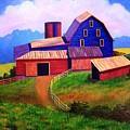 Rural Reverie by Hugh Harris