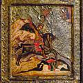 Russian Icon: Demetrius by Granger