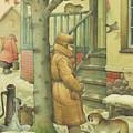 Russian Scene 10 by Kestutis Kasparavicius