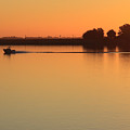 Sacramento River Sunrise by Troy Montemayor