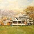 Sagamore Hill by Nicholas Minniti