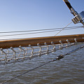 Sailboat Bowsprit by Dustin K Ryan