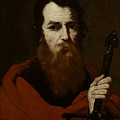 Saint Paul  by Jusepe de Ribera