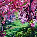 Sakura Romance by David Lloyd Glover