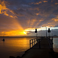 Salamander Bay Sunrise by Avalon Fine Art Photography